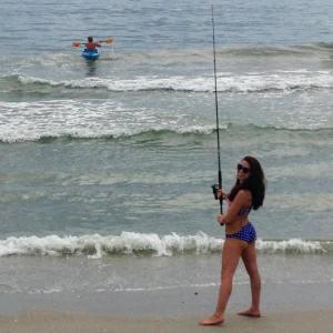 Shark bait setting LOL