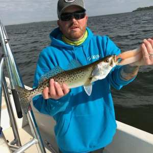 Let go of that stress and book a fishing charter now