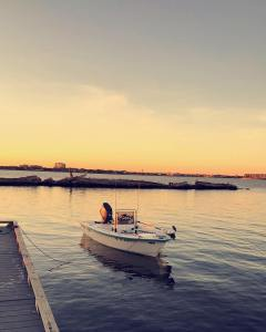 Enjoy the little things in a Skiff Life