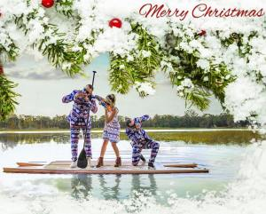 Shotguns for santa. Merry Christmas and happy holidays, from the 7Seas family to…