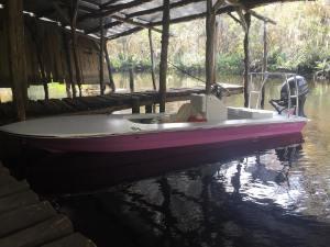 Skull Island Skiff Pink Edition