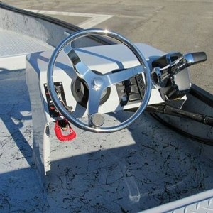 Santee side console with a  20  …