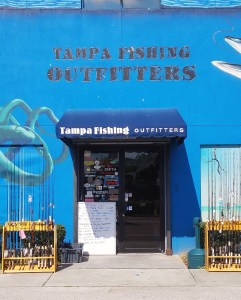TAMPA's Best Tackle Shops