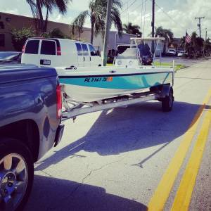 Love trailering to new waters                           …