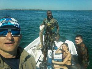 No matter the catch, nothing beats a day on the water with friends!        …