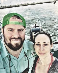 Heading out to fish with the Bull Red Queen is never a bad early morning. She fi…