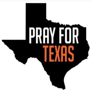 Hope all turn out well for my friends & family in Texas.            …
