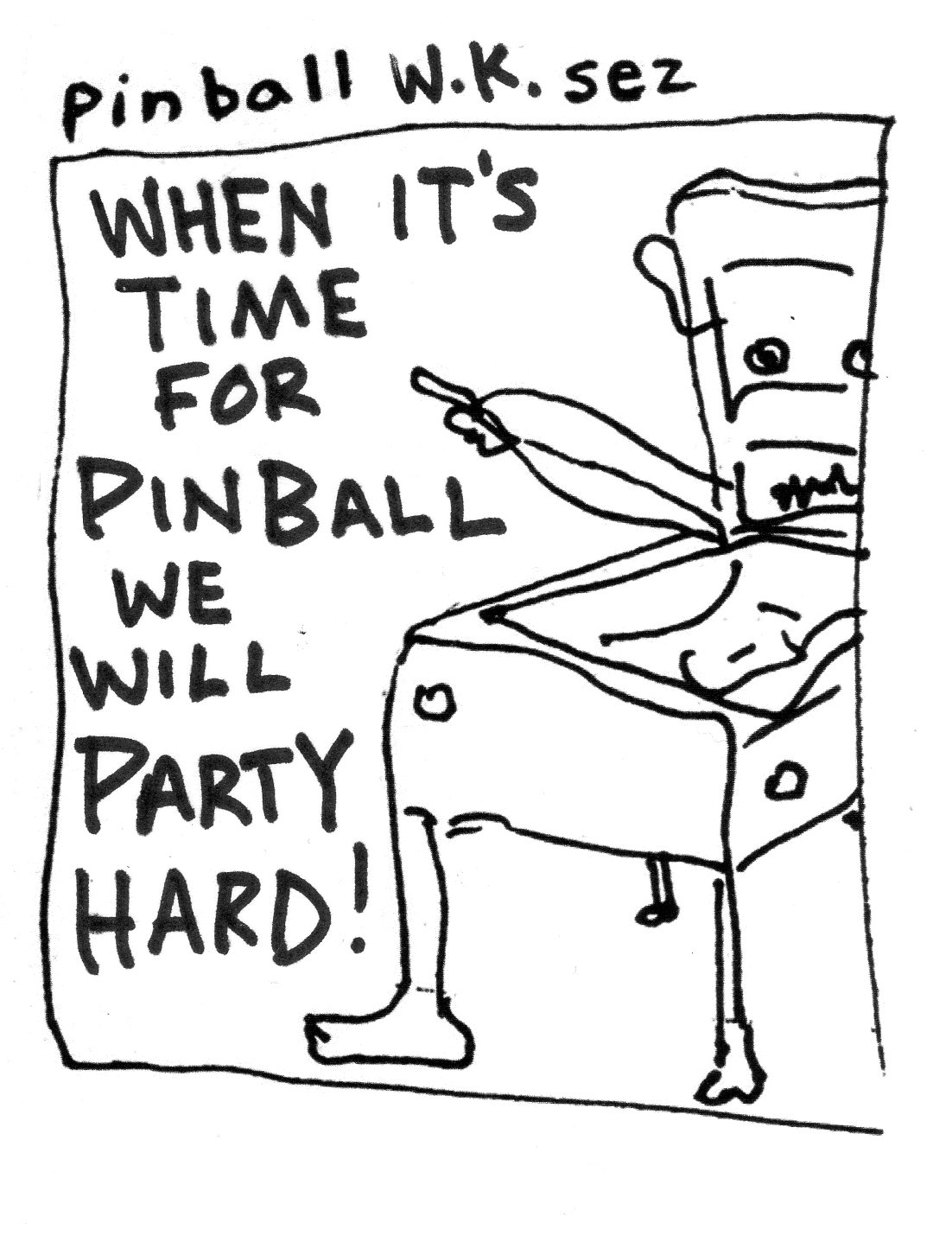 Pinball Coloring Page Discovery Kids Sketch Coloring Page