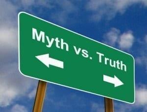 Myth vs truth