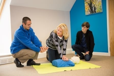 SkillBase First Aid Instructor Train the Trainer Course
