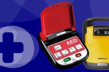 defibrillator aed mediana