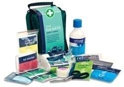 British Standard Travel First Aid Kit