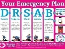 Emergency Plan Printable Poster