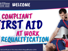 First Aid At Work Requalification Presentation 2018
