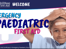 Emergency Paediatric First Aid Presentation 2018