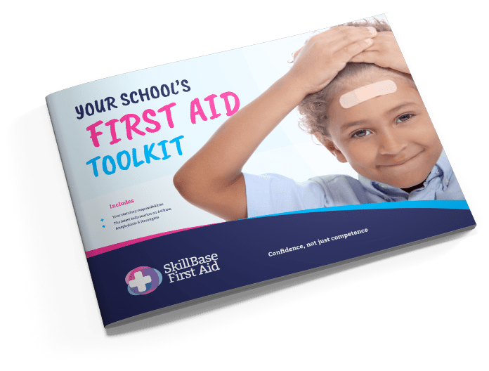 Skillbase First Aid Training Courses for Schools Guide