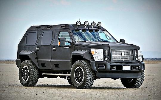 Rhino GX Ultimate Bug Out Vehicle