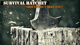 Survival Hatchet