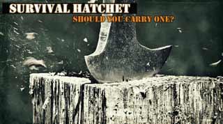 Survival Hatchet