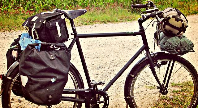 Bug Out Bike Accessories