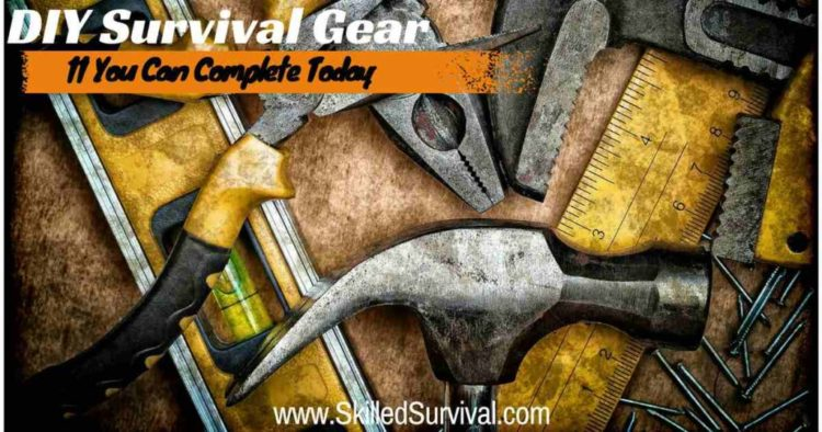 11 Best Diy Survival Gear Projects You Can Complete Today