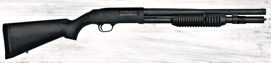 Mossburg 500 Tactical Survival Shotgun