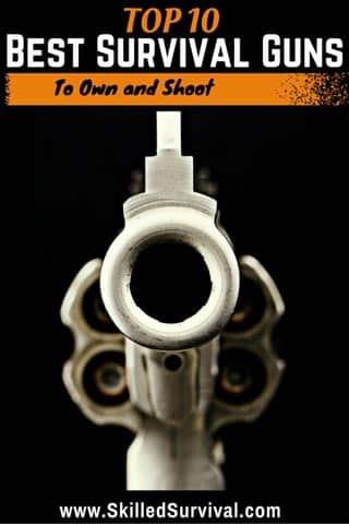 best survival guns