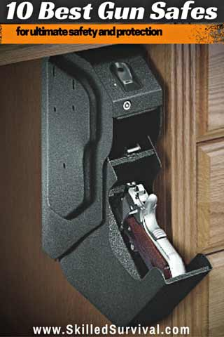 10 Best Gun Safes For Ultimate Access Safety And Protection
