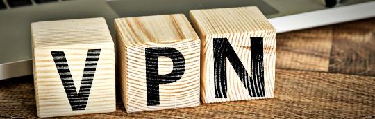 VPN letter blocks