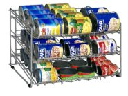 Organize It All Can Goods Rack