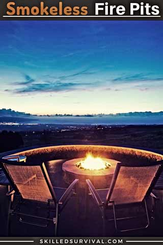 How A Smokeless Fire Pit Helps Eliminate Annoying Smoke