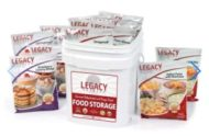 Legacy Food Storage Bulk Survival Food Kit