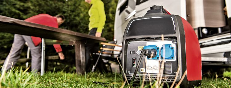Small Generator For Camping