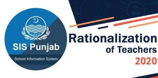 Rationalization of Teachers 2020 Lists Download All Districts Rationalized Teachers Lists