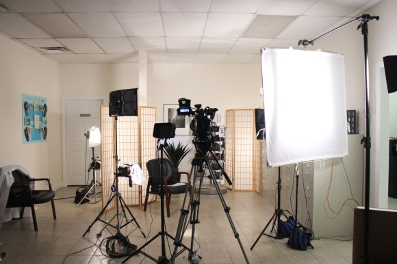 Dressing a Set for Video Production | Skillman Video Group