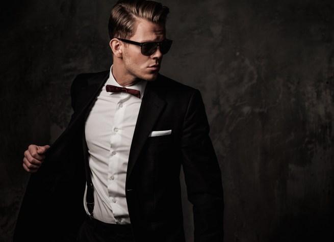 How men dress