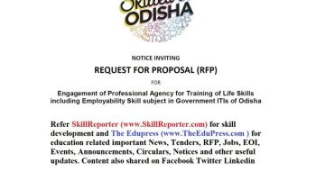 Request for Proposal (RFP) for Engagement of Professional