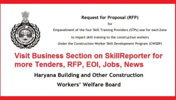 BOCWWB, Government of Assam invites proposals from Training Service
