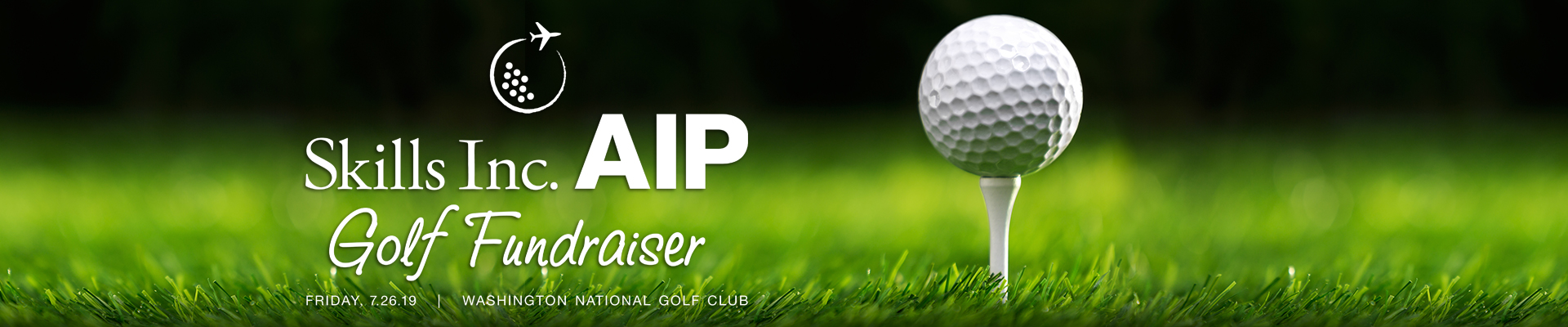 Skills Inc. AIP Golf Fundraiser