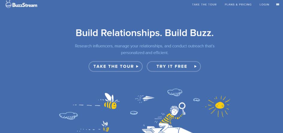 BuzzStream ecommerce tools
