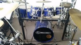 For sale drumkit Noble and Cooley N&C CD Maples 6-delig - front