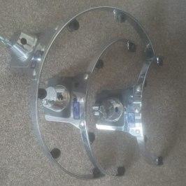 Te koop - Purecussion RIMS ophang systeem voor 10 12 14 toms