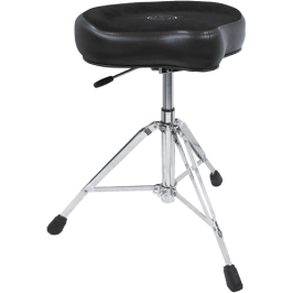 Skillz Drum Academy Shop Roc n Soc Nitro drumkruk drum stool zwart black