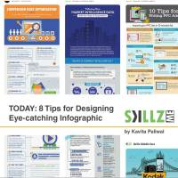 TODAY: 8 Tips for Designing Eye-catching Infographic