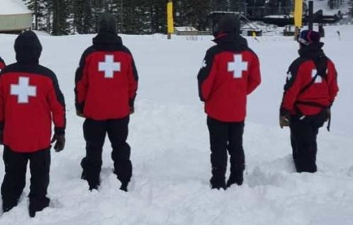 Ski Patrol Training