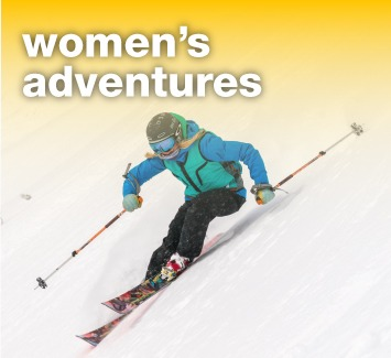 Women's Adventures (Ages 16+)For ladies only! Instruction provided by a female certified instructor