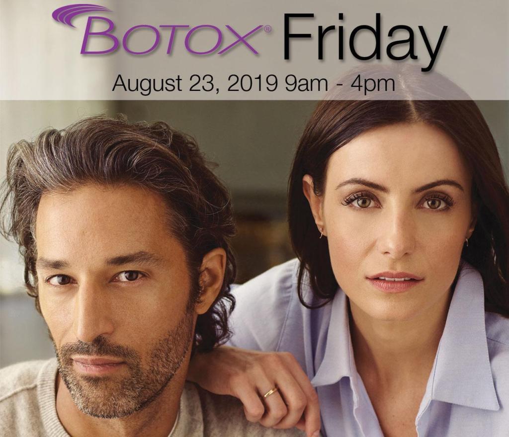 Botox Friday