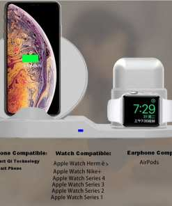 2019 New Arrival Wireless Charger 3 in1 1 3 in 1 Charger