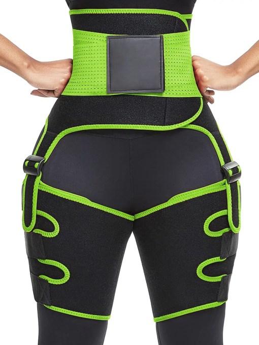 Waist Skin-Friendly Neoprene Thigh Trainer High Waist Adjustable