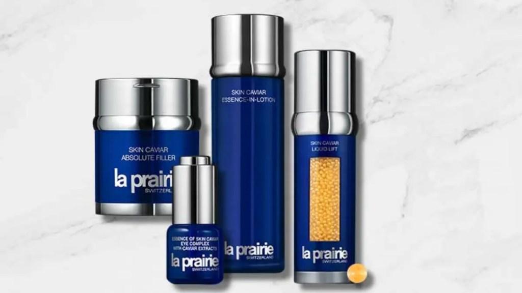 Top Best La Prairie Skincare